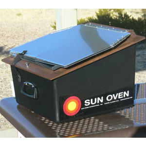 Sun Ovens International sun oven